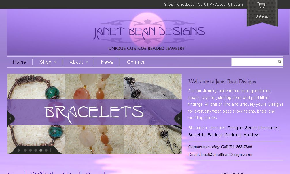 Janet Bean Designs