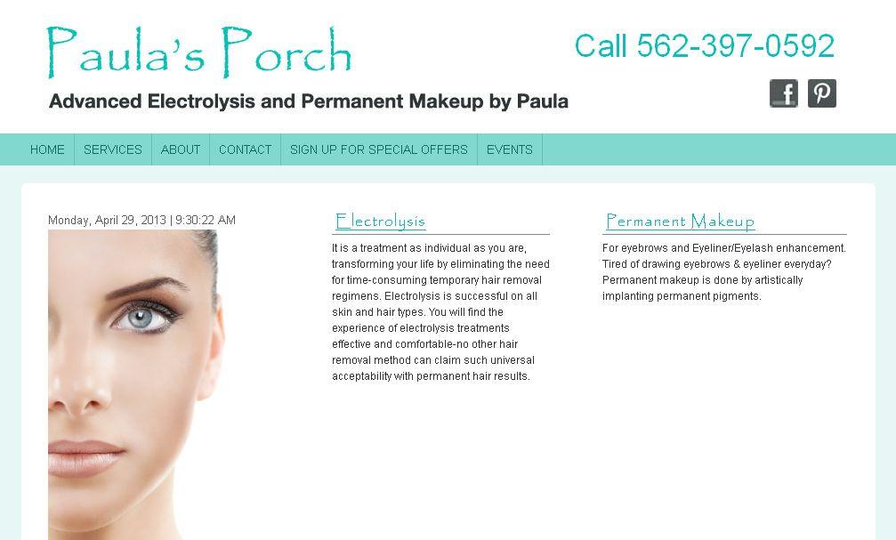 Paula's Porch
